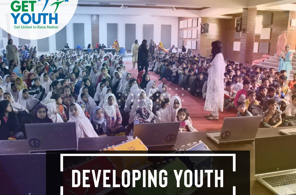 GET YOUTH: DEVELOPING YOUTH